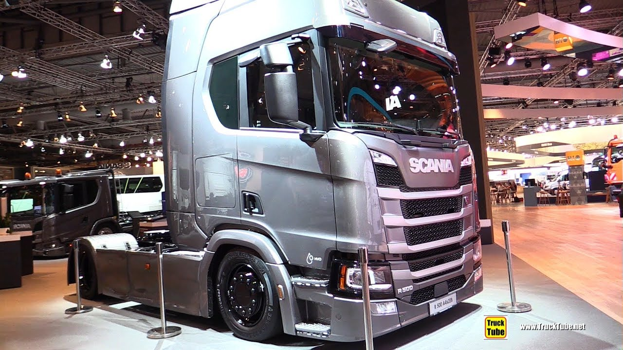 Resultado de imagen de Scania S 650 A4x2 Tractor Truck (2019) Exterior and Interior