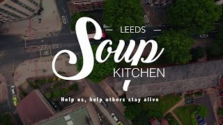 Inside the Soup Kitchen - UCKG Soup Kitchen (Leeds)
