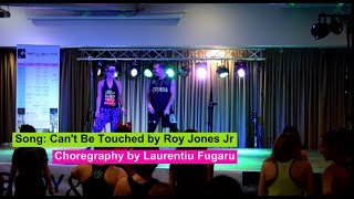 Roy Jones Jr - Can't be Touched Zumba Choreography 2018