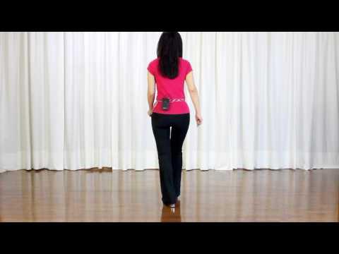 Long Black Train - Line Dance (Dance & Teach in English & 中文)