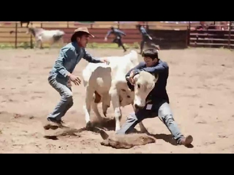 Masbate turns into 'cowboy country' for rodeo festival