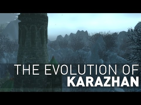 How Karazhan EVOLVED From Warcraft I To Legion