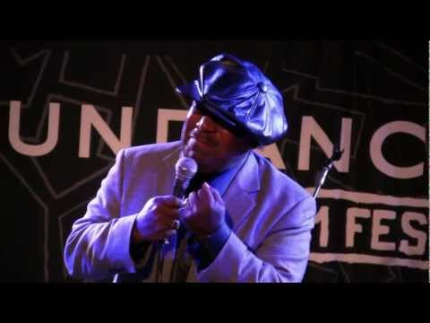 """Percy Sledge- """"When a Man Loves a Woman"""" (HD) Live at Sundance on January 23, 2013"""