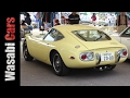 Bewitching: A Bellatrix Yellow 1968 Toyota 2000GT
