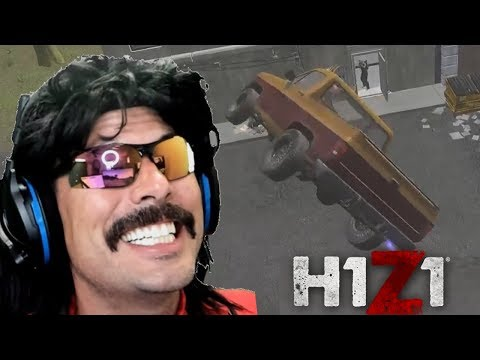DrDisRespect Uninstalls H1Z1 after playing New Update [Funny Moments