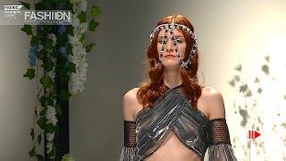 DIANA CARAMACI   FEERIC Fashion Week 2017   Fashion Channel