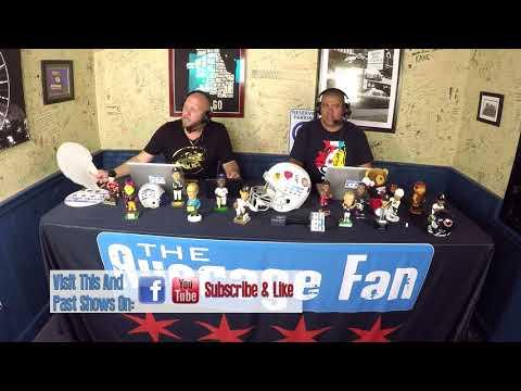 The Average Fan Sports Talk Show - Cubs vs Dbacks - Gino's East