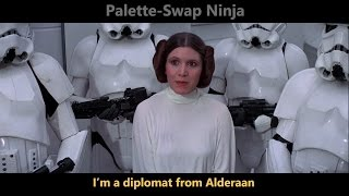 """Princess Leia's Stolen Death Star Plans/With Illicit Help From Your Friends"" - Track 1 & 2"