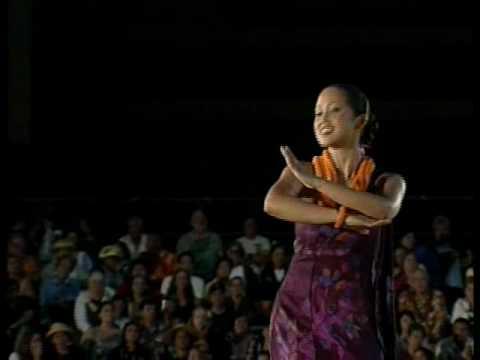 Merrie Monarch 2004 - Halau Hula Olana - MAH 'Auana