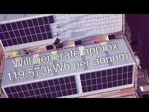 Largest Solar PV: Guernsey Installation by TLGEC