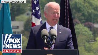 Biden plagiarizes Mao in 'bizarre' speech