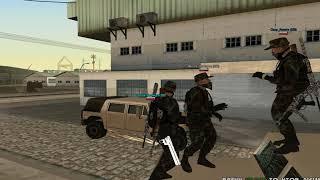 Гога Боби-Боба (Army SF/SEAL)