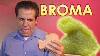 Broma: Sandwich con wasabi para papá |  | LOS POLINESIOS BROMAS PLATICA POLINESIA
