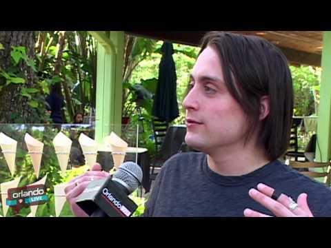 Orlando LIVE  Florida Film Festival 2010   with Kieran Culkin