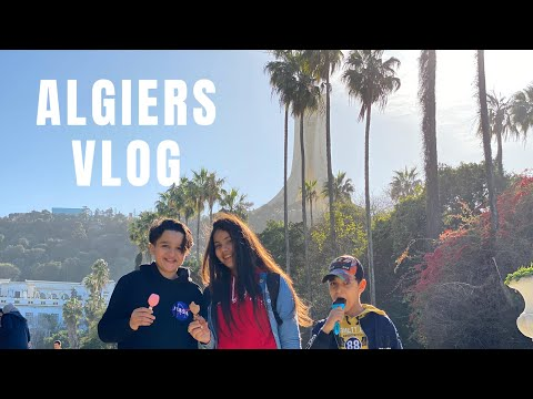 ALGIERS VLOG 2020 🇩🇿 | Like you've never seen it before! (with Drone footage)