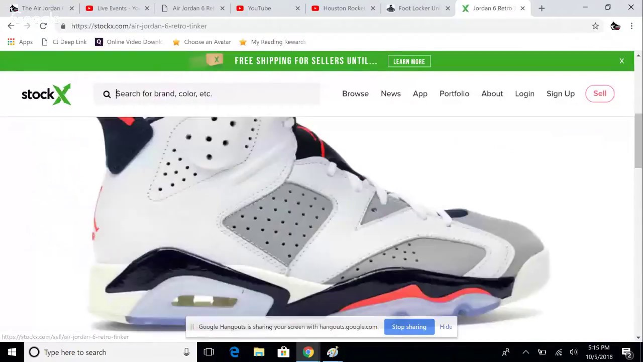 the best attitude 5d403 d2aee The Air Jordan 6 VI Tinker White Infrared 23 Will Be an Easy Grab   How  Many Made   Market Value