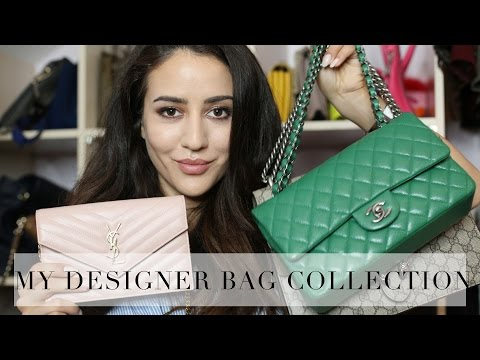 Designer Bag Collection | Chanel, Gucci, YSL, Valentino... |