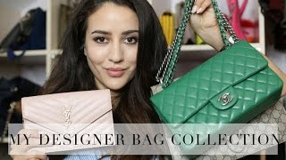 One of Tamara Kalinic's most viewed videos: Designer Bag Collection | Chanel, Gucci, YSL, Valentino... | Tamara Kalinic
