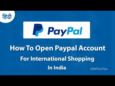 How To Open Paypal Account in India 2019
