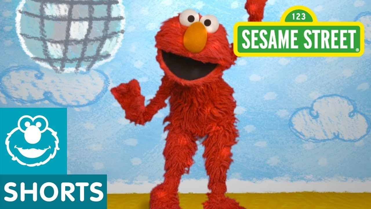 Sesame Street Elmos Happy Dance Tutorial Elmos World Youtube
