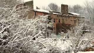 Caffarella sotto la neve            Roma  4 febbraio 2012