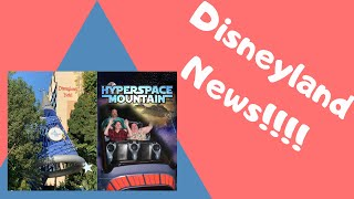 Disneyland News: Coming Soon