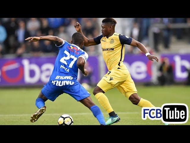 2017-2018 - Jupiler Pro League - PlayOff 1 - 06. Racing Genk - Club Brugge 1-1