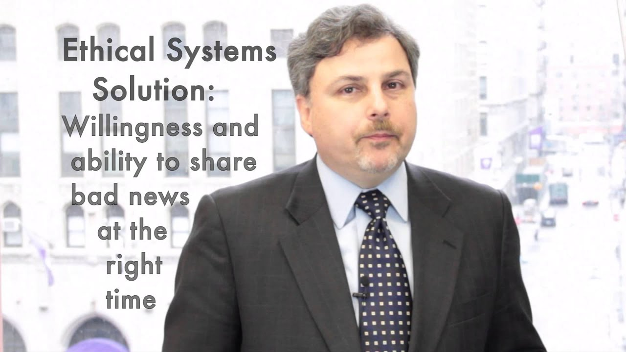 Corporate Governance | Ethical Systems