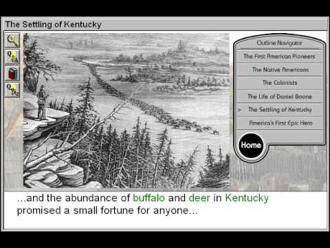 The Settling of Kentucky (Daniel Boone and the American Pioneering Experience Part 5)
