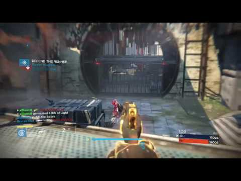 Destiny RIP rift spawn sniping