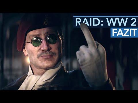 Raid: World War 2 - Fazit: Im Schatten von Payday 2