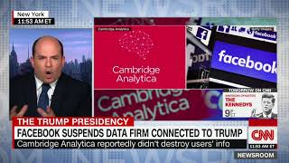 Professor sues Cambridge Analytica to find out what it knows about him