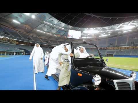 Kuwait Champions Challenge at Jaber Stadium