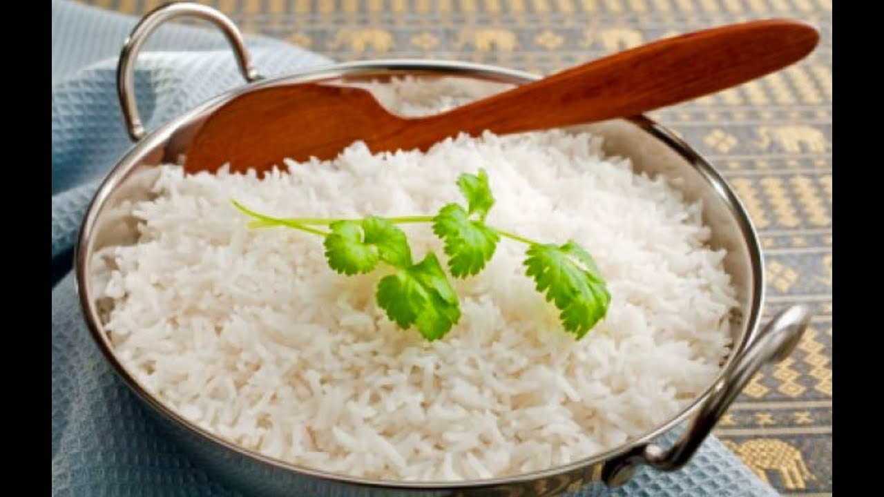 How To Make Perfect BASMATI RICE every time!!! - Al's ...