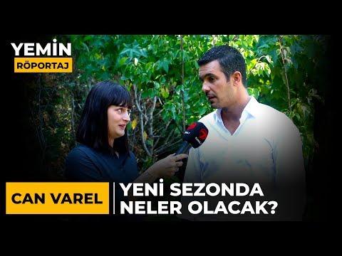 Yeni Sezonda Neler Olacak? | Yemin Dizisinin Kemal'i, Can Verel Sorularımızı Cevapladı
