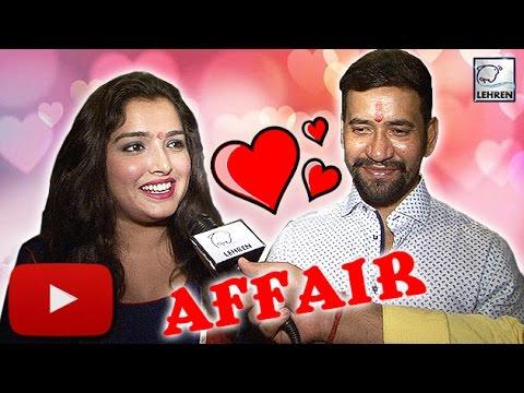 OMG! Amrapali Dubey Wants To Have AFFAIR With Nirahua| Lehren Bhojpuri