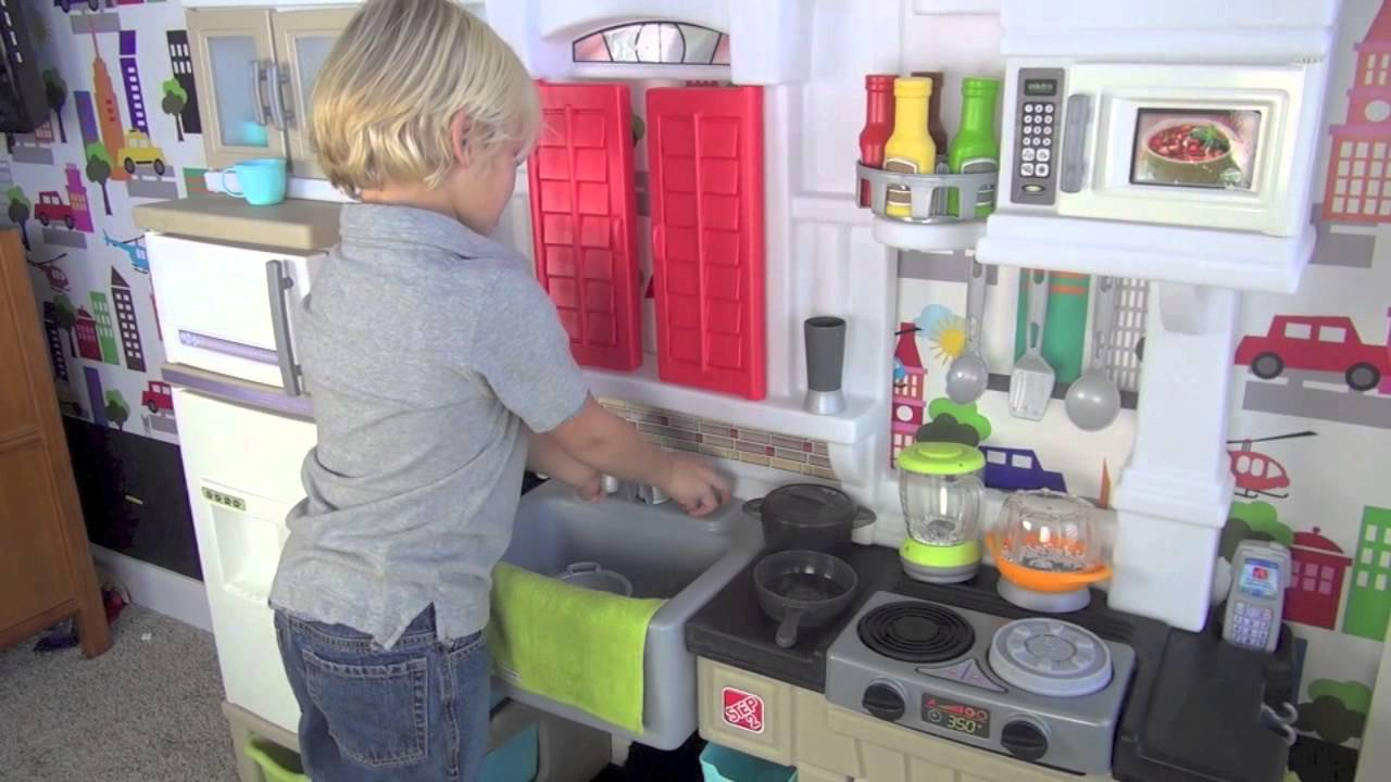 Step2 Mixin Up Magic Kitchen Review By Junior Gizmo