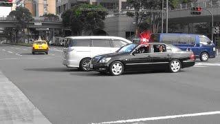 総理警護は神奈川警備部じゃダメだった!警視庁SPは神奈川警備部にお任せ!最後はマイク広報カミまくり! thumbnail