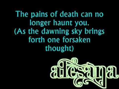 Alesana   Alchemy Sounded Good At The Time Lyrics
