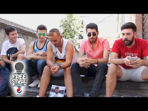 ENTREVISTA A VU BUSTED | FREESTYLE COMPETITION BY PEPSI