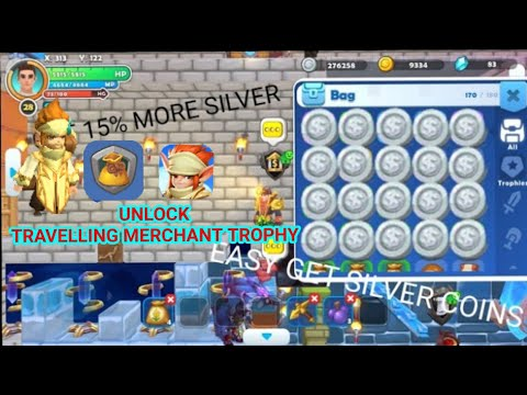 Craft Legend | Easy Way to Get Silver Coin for Newbie