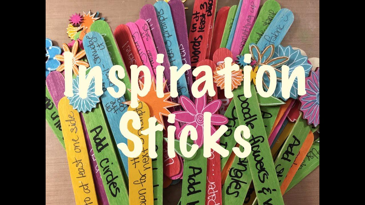 Inspiration sticks art journaling ideas mixed media for Journal painting ideas
