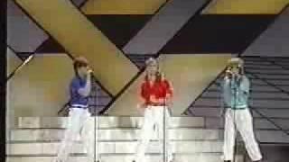 Sweden 1984-The Herreys-Diggi Loo Diggi Ley