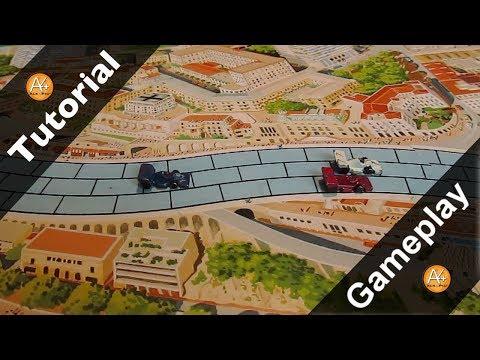 Tutorial & Gameplay - Formula D