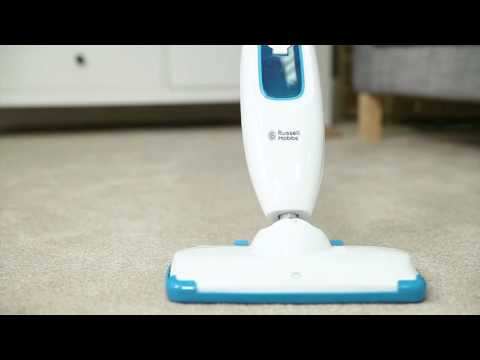 4 x Steam Mop Pads to fit Russell Hobbs Steam /& Clean Pro 21340-56 RHSM1001