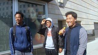 Black guys asian teen ffm
