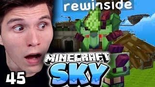 REWI WILL MICH VERKLAGEN! WEGEN MORD!  ✪ Minecraft Sky  #45 | Paluten