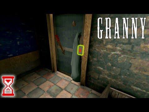Изучение замка Door Lock | Granny 2
