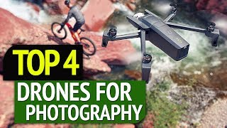 TOP 4: Best Drones For Photography 2019