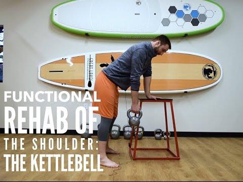 The Best Shoulder Rehab Exercises - The Kettlebell | Portland Sports Medicine Clinic | Shoulder Pain